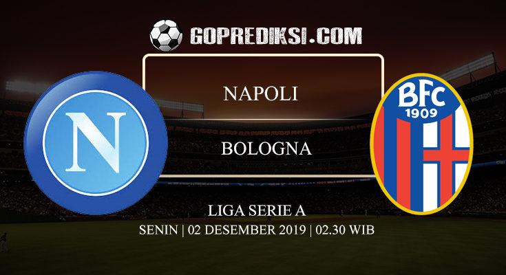 PREDIKSI BOLA NAPOLI VS BOLOGNA 02 DESEMBER 2019
