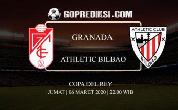 PREDIKSI BOLA GRANADA VS ATHLETIC BILBAO 06 MARET 2020