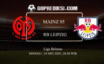 PREDIKSI BOLA MAINZ 05 VS RB LEIPZIG 24 MEI 2020 1