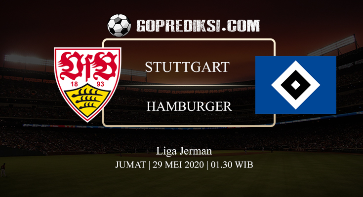 Stuttgart Vs Hamburg 2020