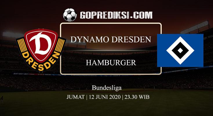 PREDIKSI BOLA DYNAMO DRESDEN VS HAMBURGER SV 12 JUNI 2020