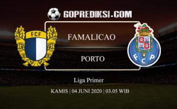 PREDIKSI BOLA FAMALICAO VS PORTO 04 JUNI 2020