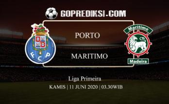 PREDIKSI BOLA PORTO VS MARITIMO 11 JUNI 2020 1